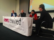 Dhruti Shah, Jochen Spangenberg, James Neufeld e John Crowley a news:rewired