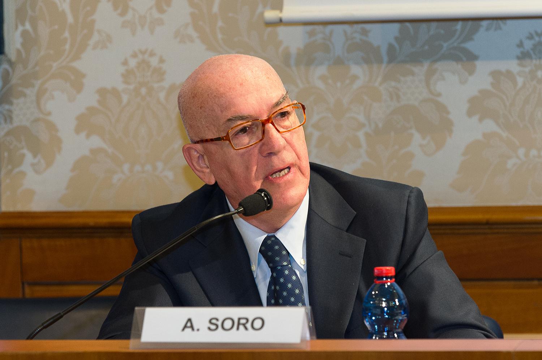 SORO convegno Senato febbraio 2013