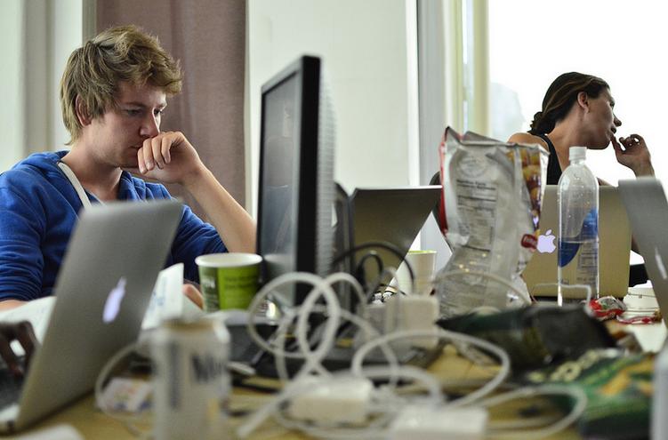 Le startup e il salvataggio del giornalismo
