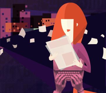Risultato immagini per donne e giornalismo immagini